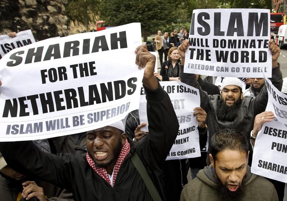 Afbeeldingsresultaat voor islam reactionair
