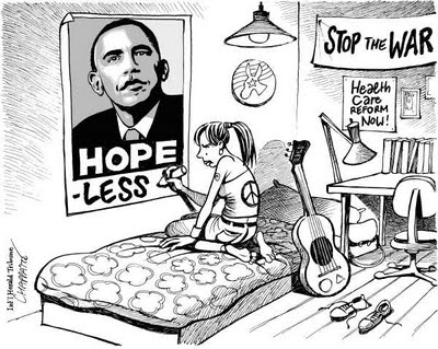 Obama hopeless