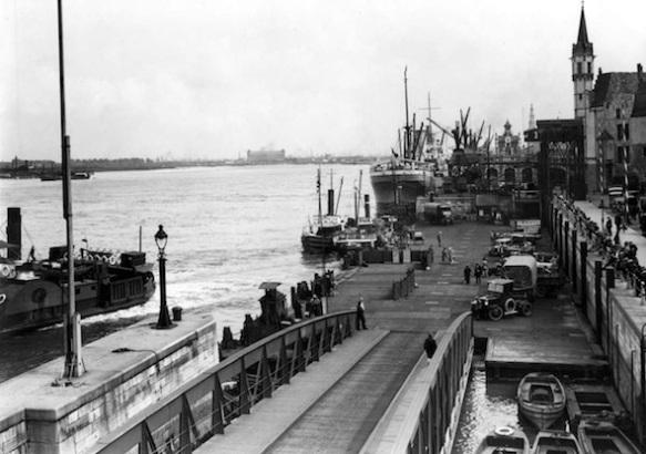 91b-3 Haven van Antwerpen 1923