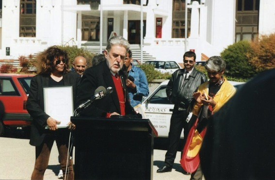 1995 - Embassy on Register of the National estate  2874