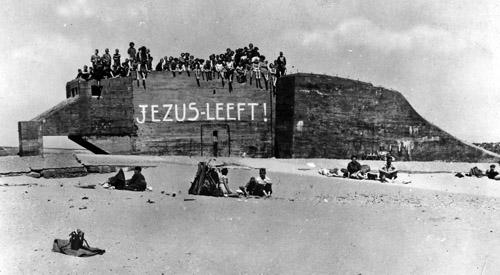 Strandbunker Jezus leeft 2