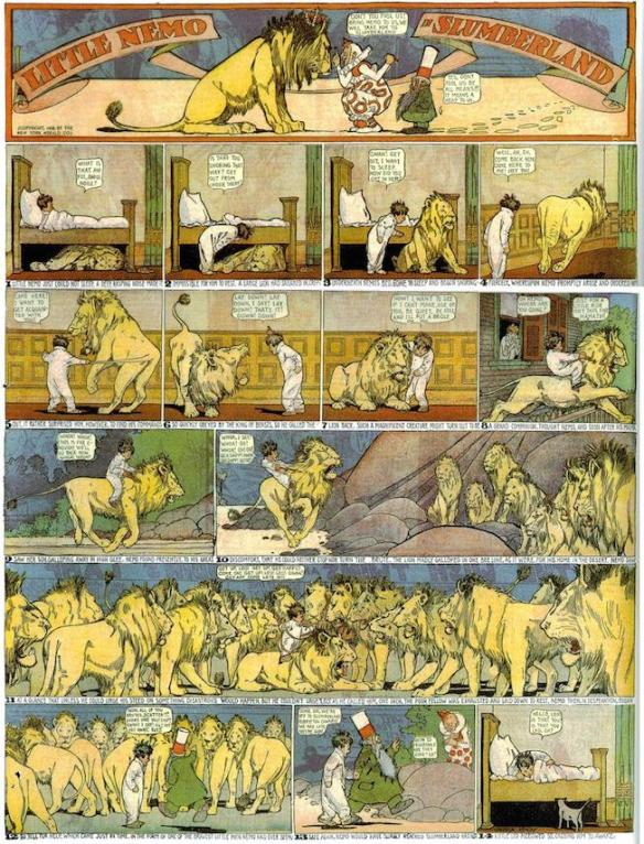 winsor mccay. little nemo in slumberland. 016