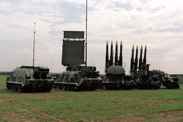 Buk-M1-2_air_defence_system_in_2010 2