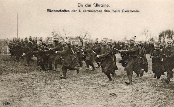 Ukrainian-bluecoats-1918