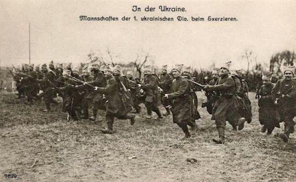 Ukrainian-bluecoats-1918