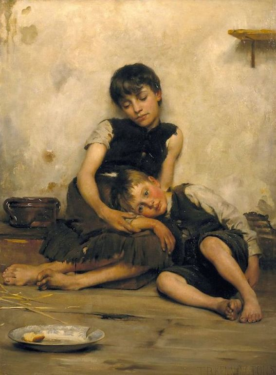 Thomas_Benjamin_Kennington_-_Orphans